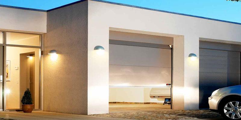 veilige garagedeur