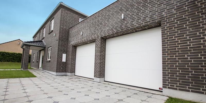 mooie garage