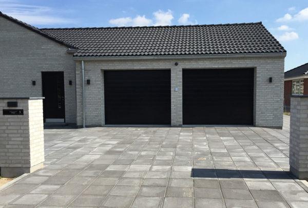 Elektrische en automatische garagedeuren