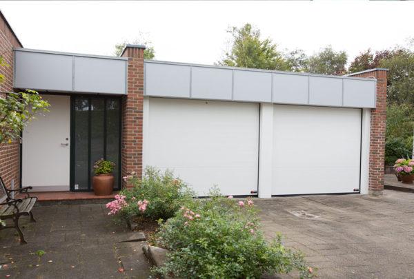 dubbele garagedeuren