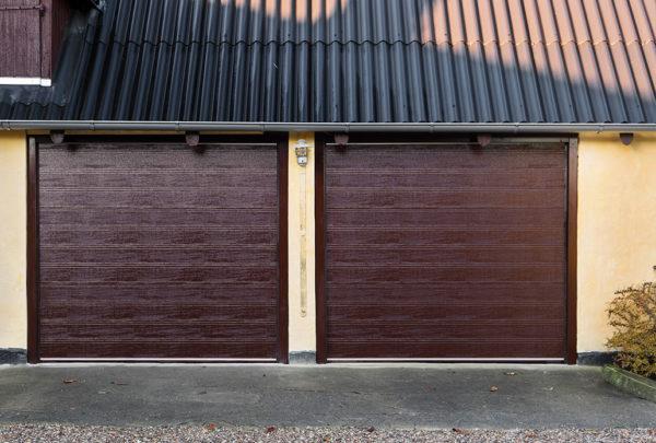 kleine garagedeuren