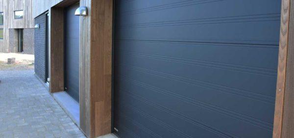 Garagedeur Softline Granite