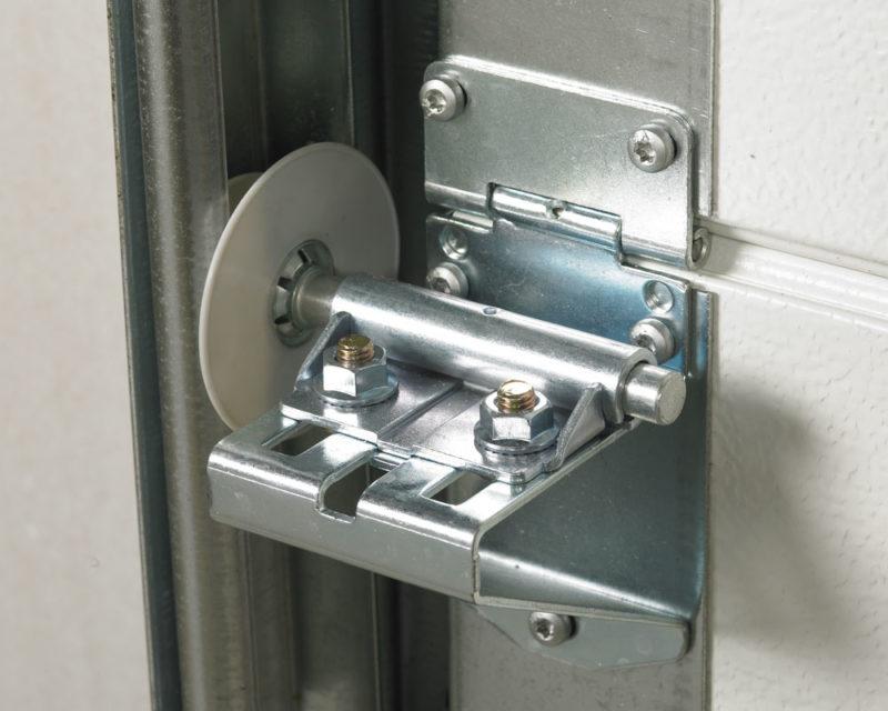 Veiligheid Klembeveiliging op looprollen