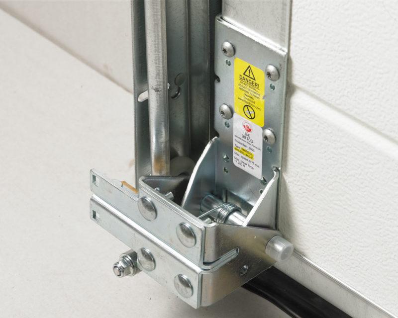Veiligheid Kabelbreukbeveiliging