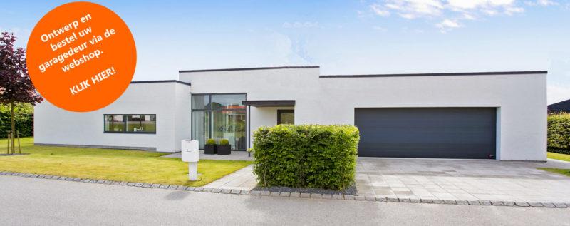 ontwerp en bestel uw garagedeur